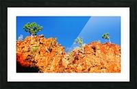 Skyline - Ormiston Gorge Picture Frame print