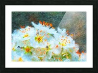 Blossom In A Storm Picture Frame print