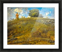 In the Auvergne Picture Frame print