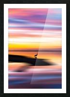 Dreamlike Picture Frame print