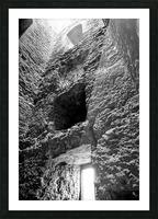 Kenilworth Castle Ruins Picture Frame print