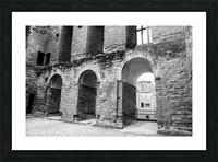 Kenilworth Castle 2 Picture Frame print