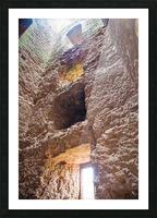 Kenilworth Castle Ruins Colour Picture Frame print