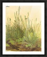 The large turf Picture Frame print