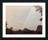 Rocky Shore 1 Picture Frame print