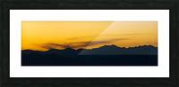 Aurora Westward 1 Picture Frame print