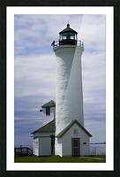 Cape Vincent Lighthouse Picture Frame print