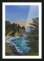 Para-Paradise Picture Frame print
