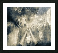 Mystical Priests Picture Frame print