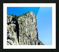 El Capitan Picture Frame print