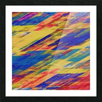 Abstract Composition 232 Picture Frame print