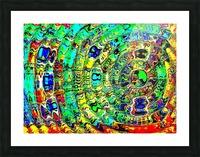 Imagination Picture Frame print