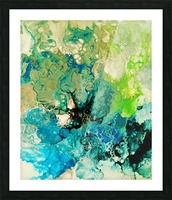 Abstract Composition 754 Picture Frame print