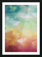 Abstract Composition 550 Picture Frame print