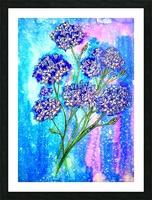 Hydrangeas Picture Frame print