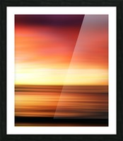 Abstract Landscape 7 Picture Frame print