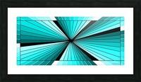 Deep light Picture Frame print
