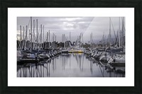 Boat Mess Picture Frame print