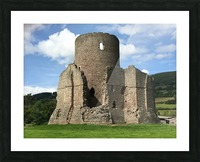 Treetower-Castle-Wales-1 Picture Frame print