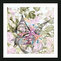 Papillon Picture Frame print