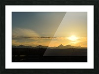 Skyscape  Picture Frame print