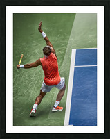 NADAL Picture Frame print