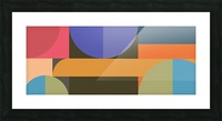 Abstract Composition 783 Picture Frame print