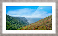 Hikers Reward Picture Frame print