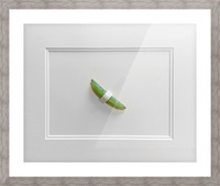 Snap Pea Picture Frame print