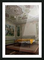 Abandoned Mansion Marvelous Bedroom Picture Frame print
