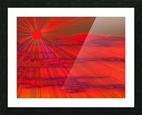 Sunshine In The Klamath Basin 1  Picture Frame print