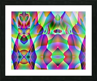 A.P.Polo - Alien Picture Frame print