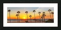 Kalifornikation Picture Frame print