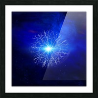 Pure Energy Picture Frame print