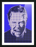 James Hetfield Picture Frame print