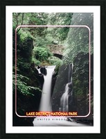 Lake District National Park, United Kingdom Picture Frame print
