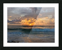 Eleuthera New Day Picture Frame print