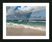 Eleuthera Endless Waves Picture Frame print