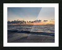 Eleuthera Glow Picture Frame print