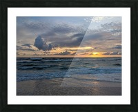Eleuthera Waves Picture Frame print