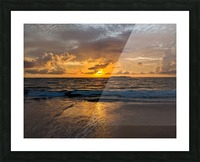 Eleuthera Sunrise Picture Frame print