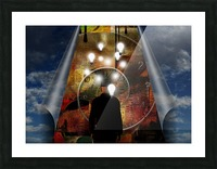 Time and Ideas Picture Frame print