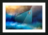 Donna Carol Picture Frame print