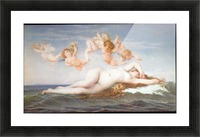 Birth of Venus by Cabanel Picture Frame print