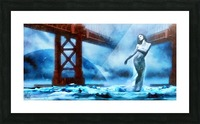 The Water Witch Picture Frame print