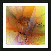 Angoiema Picture Frame print