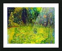 secret garden Picture Frame print