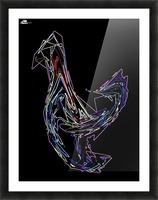 BIRD Picture Frame print