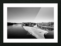 Dreamy Horizon Picture Frame print
