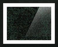 DARK MATTER  Picture Frame print